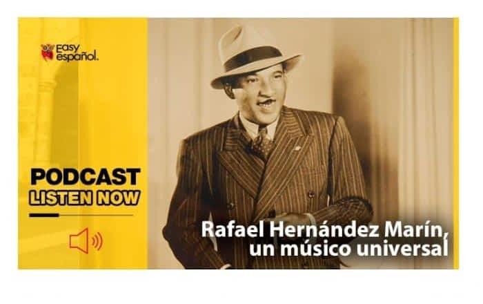 Easy Podcast: Rafeal Hernández Marín - Easy Español