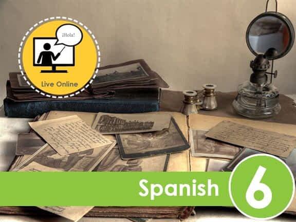 Spanish for Lower Intermediates - Live Online