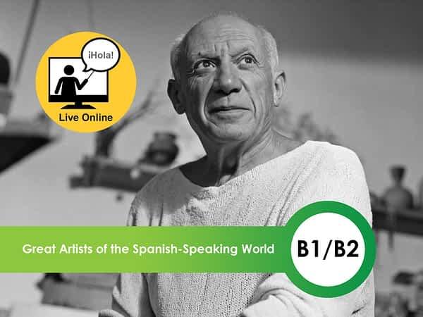 Arte y Conversación: Great Artists of the Spanish-Speaking World: Velázquez, Goya y Picasso - Easy Español