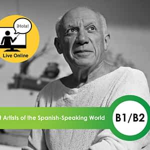 Arte y Conversación: Great Artists of the Spanish-Speaking World: Velázquez, Goya y Picasso - Easy Español