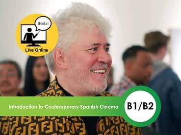 Group course: Introduction to Contemporary Cinema - Easy Español