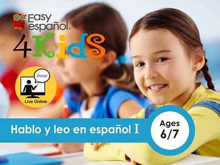 Hablo y leo en español - Total Beginners - Easy Español