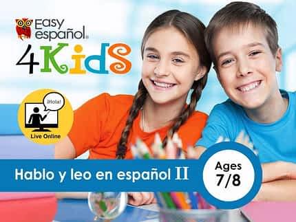 Hablo y leo en español II - Easy Español
