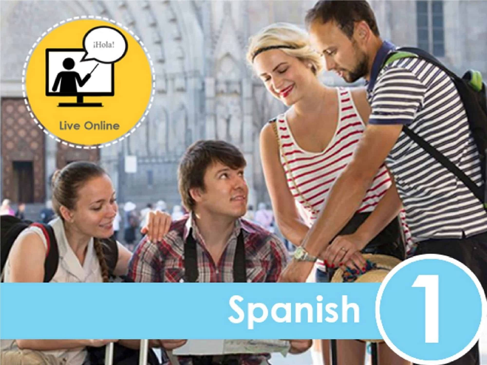 Spanish for Total Beginners - Easy Español